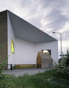 Imagem 5 de 7 da galeria de Herzog & de Meuron escolhido para projetar a nova Vancouver Art Gallery. Schaulager, Laurenz Foundation, Basel/Münchenstein © Ruedi Walti