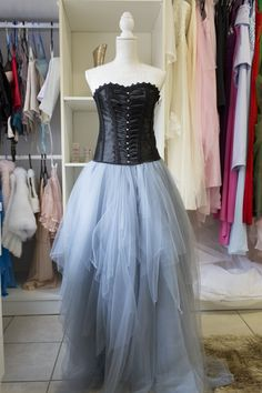 This makes the length of the tulle skirt shorter, and takes more space on the top where the elastic is. Description from melonysmith.com. I searched for this on bing.com/images