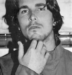 Christian Bale, looks just like a guy I work with!