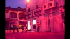 Love Lane, Penang by ownlypenang. Timelapse of street artist  at the junction of Love Lane & Chulia Street, Penang, Malaysia on the morning of 24 February.(6am~11am)