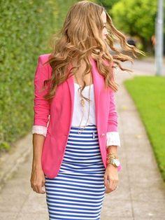 Fashion Fix: Streepjes - My Simply Special