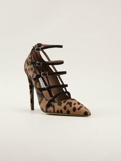 Tabitha Simmons strap stiletto shoes