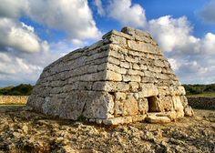 Naveta d'es Tudons #Menorca #España