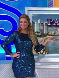 Amber Lancaster - The Price Is Right (10/8/2015) ♥