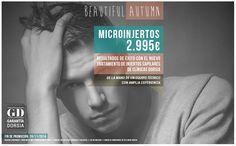Nuevo tratamiento de Microinjertos en Clínicas Dorsia. En noviembre, 2.995 euros. Más iinformación en el teléfono gratuito 900 373 694. Pide tu cita sin compromiso.