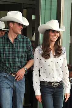 Prince William and Kate Middleton in Kentucky...I want to be their friend