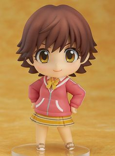 Mio Honda (The Idolmaster Cinderella Girls) Nendoroid-Actionfigur 10cm GoodSmileCompany