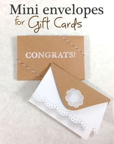 365 Designs: HOW TO MAKE MINI ENVELOPES FOR GIFT CARDS USING MARTHA STEWART CRAFTS SCORING BOARD