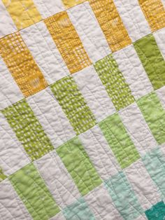 Finish It Up Friday ~ Quick Baby Quilt   KatyQuilts   Bloglovin'