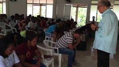 Igreja Eclésia 2 liderança aRI c nASCIMENTO
