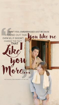 Descendants Of The Sun--Song joong ki --Song hye kyo Korean Drama Funny, Korean Drama Quotes, Korean Drama Movies, Korean Dramas, My Shy Boss, Decendants Of The Sun, Kim Myungsoo, Song Joon Ki, Sun Song