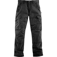 PANTALON RIPSTOP CARHARTT - B342 Un pantalon de travail léger, confortable, résistant et aussi multi-poches pour toujours avoir vos outils à portée de main !