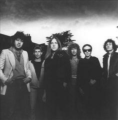 'Cross Talk' period Pretty Things - Skip Alan, Pete Tolson, Phil May, Jon Povey, Dick Taylor, Wally Waller
