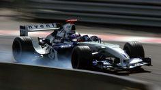 Juan Pablo Montoya - Williams FW26 - 2004