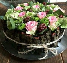 ஜ ℓv ஜ ᘡղlvbᘡ༺✿ ☾♡ ♥ ♫ La-la-la Bonne vie ♪ ❥ Flower Boxes, Diy Flowers, Fresh Flowers, Flower Decorations, Modern Flower Arrangements, Ikebana, Flower Designs, Oasis, Floral Design