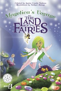 #Magica #Magical #LandOfTheFairies Book Review: Magelica's Voyage to the Land of the Fairies by Louise Courey Nadeau This book has been on my Kindle for a long time. I was reserving it to read with my 4yr old. Finally, we read it aloud together and here is a short review. This is Book 3 of the Magelica series.  The language is good and simple for kids to read. The essence of Magic, Fairies, Friendship, Love, courage, believe in yourself, faith is ever present in the book and depicted…