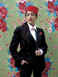 """Hindi Zahra. Franco-Moroccan singer and actress.  Sings mostly in English, some in Berber.  Tony Gatlif directed her """"Beautiful Tango"""" video, & Fatih Akin put her in the film, """"The Cut."""""""