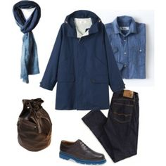 blue jean - come