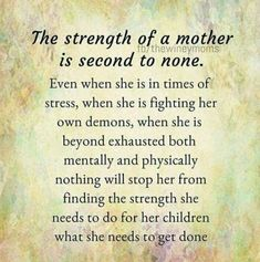 The Strength Of A Mother quotes family quote mom parents mother family quotes children mother quotes Prayer For My Son, Prayer For Family, A Mothers Prayer, Mother Daughter Quotes, Mothers Day Quotes, Single Mother Quotes, Single Parent Quotes, Mothers Love For Her Son, Mother Family