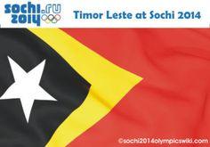 Timor Leste at Sochi 2014 Winter Olympics