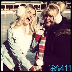 Rydel Lynch (R5) and her mom