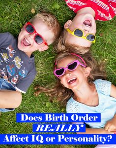 birth order affects on personality Most of us have heard the long-held theory that the order in which you and your siblings are born has an impact on your personality as an adult.