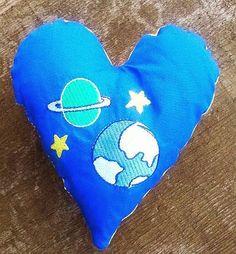 Hier mein 2. Herz für Dich: Die unendlichen Weiten des Universums