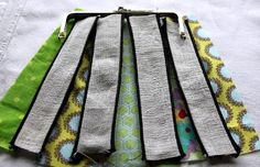 machwerk: Manipulating Fabric: Eine Clipbörse