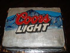 coors light;