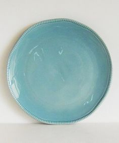 Loving this Blue Algarve Dinner Plate - Set of Four on #zulily! #zulilyfinds : polypropylene dinnerware - pezcame.com