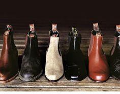 Boots. R. M. Williams