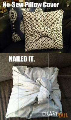 I'm sure this is how a lot of crafts end up when seen and tried from Pinterest. Hilarious.