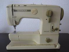 Vintage Bernina 730 Sewing Machine I really like this sewing machine Sewing  Machine Brands 063f49b289458