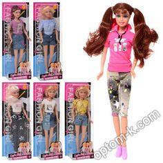"""Купити Лялька """"Барбі"""", 29 см, в коробці 5x12x32 см, """"Defa Lucy"""" оптом. Вигідна ціна в Україні! Barbie, Barbie Dolls"""