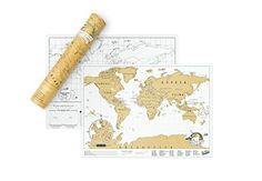 Luckies of London Scratch Map Travel Edition Luckies of L...…