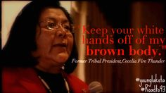 So far this year 93 laws have been passed nationwide that restrict reproductive rights. When former Tribal President Cecelia Fire Thunder st...