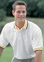 Brett Hollands for Izod (2004) #BrettHollands #malemodel #model #malesupermodel #supermodel #Canadian #NextModels #FordModels_Chi #WilhelminaModel #golf #smile #polo