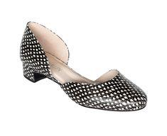 Comfortable fashionable shoe for work
