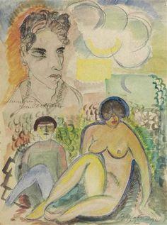 Roger de la Fresnaye, Mon ami, Jean Cocteau