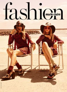 Photographer David Mandelberg shoots for Australian Marie Claire June 2015 issue