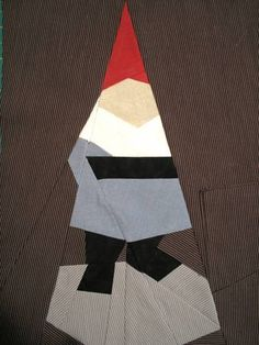 I see a gnome quilt in my future