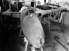 """The Focke-Wulf Project VII Flitzer (""""streaker"""" or """"dasher"""", sometimes incorrectly translated as """"madcap"""") was a jet fighter under development in Germany at the end of World War II."""