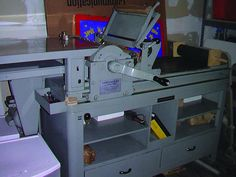 Vandercook 4t by redsj55, via Flickr