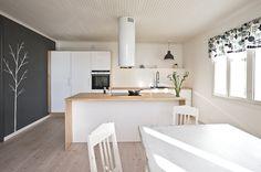 Lapsiystävällinen keittiö – Osa 2. Armollinen lattia   Blogi parempaan asumiseen