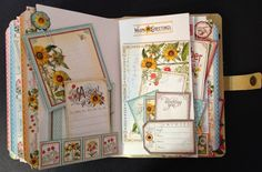 G45 Time to Flourish journal year book by Anne Rostad