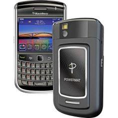 Powermat Pmr-Bbb2 Receiver Battery Door For Blackberry Bold 9700
