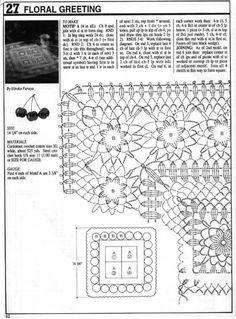 Gallery.ru / Фото #56 - Decorative Crochet Magazines 32 - tr30935