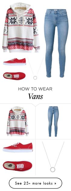 """Sweater Weather"" by ashrushzoo on Polyvore featuring Vans, Michael Kors and sweaterweather"