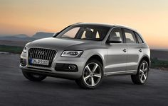 #Silver 2013 #Audi Q5