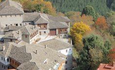 Katogi Averoff Hotel&Winery#Metsovo#Greece in aytumn colours